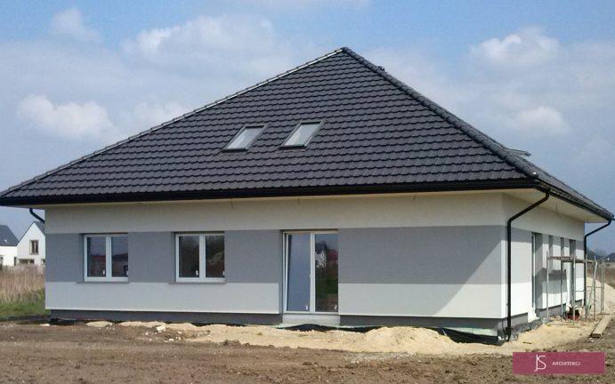 projekt domu pasywnego