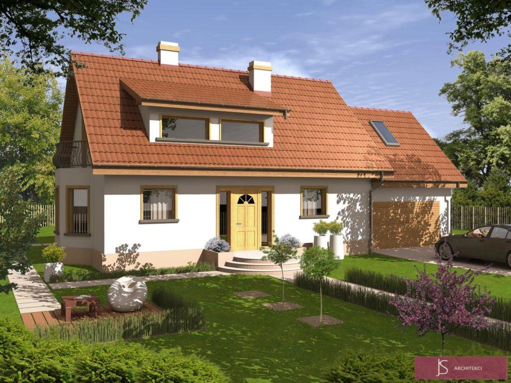 dom fiołek w3 - projekt