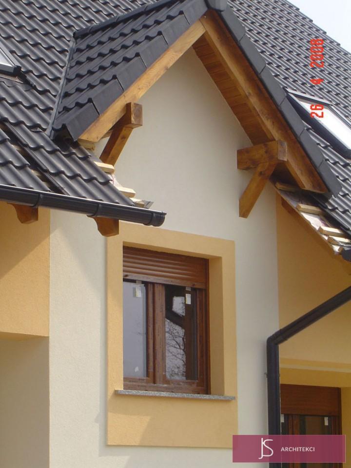 projekt domów jednorodzinnych