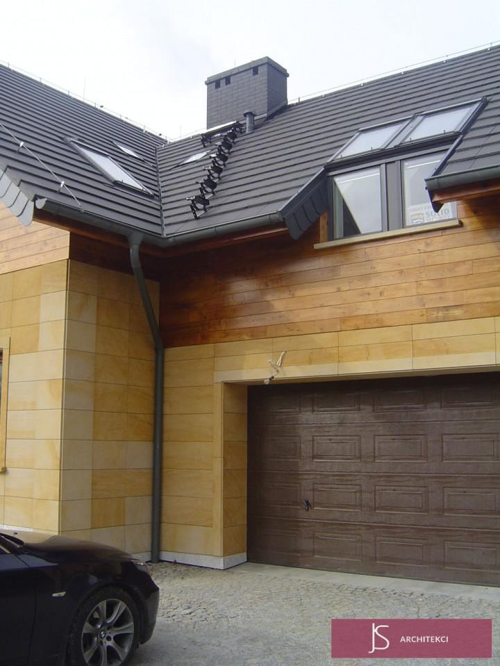 rezydencja garaż