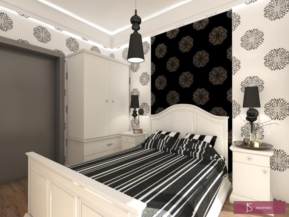projekt apartamentów hotelowych