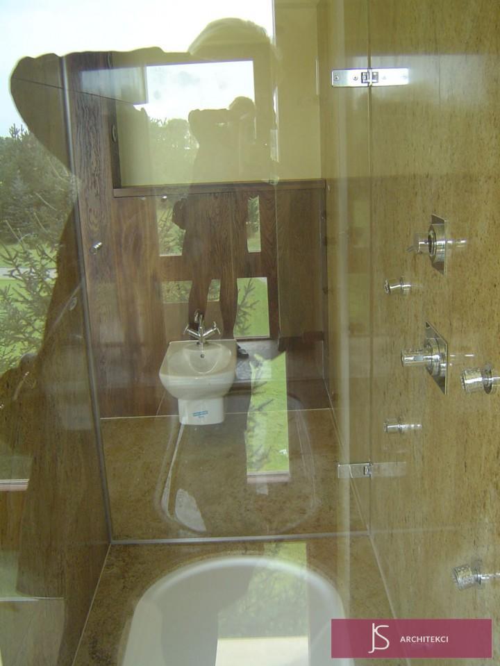 projekt dużej łazienki