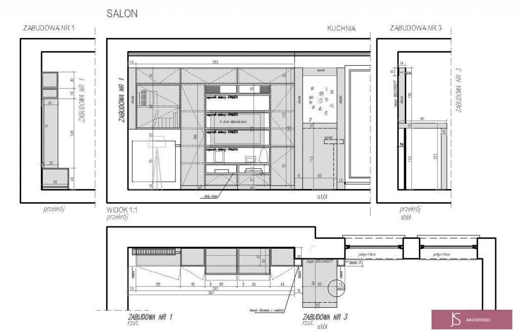 projekt mieszkania we wroclawiu